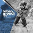 Cartel de la séptima edición del Bilbao Mendi Film Festival 2014 con Clint Eastwood en una imagen de la película Licencia para matar  (Bilbao Mendi Film Festival)