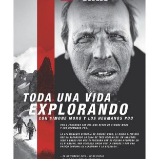 Cartel de The North Face Speaker Series 2014  (The North Face)