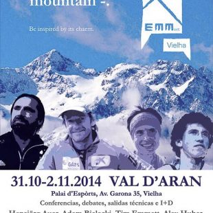 Cartel del European Mountain Meeting