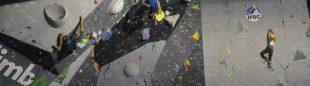 Campeonato de España de Escalada Juvenil 2014 en :Climbat La Foixarda (Barcelona)  (Isaac Fernández/Desnivel)