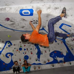 Primera prueba del Madrid Boulder Tour 2014/15