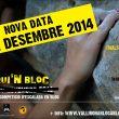 Cartel tercera edición del Maquin Bloc en Vallibona