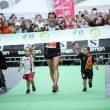 Nuria Picas llega a la meta como ganadora de Cavalls del Vent 2013  (Jordi Saragossa)