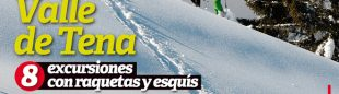 Portada de la revista Grandes Espacios nº 205. Diciembre 2014. Especial Valle de Tena [WEB]  ()