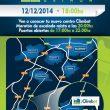 Invitación inauguración :Climbat Grinón el 12 de diciembre 2014  (:Climbat)
