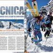Artículo Técnica en Desnivel nº 342 Especial Esquí de Montaña.  ()