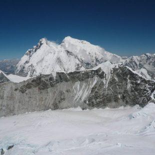 Everest y Lhotse  (Ferrán Latorre)