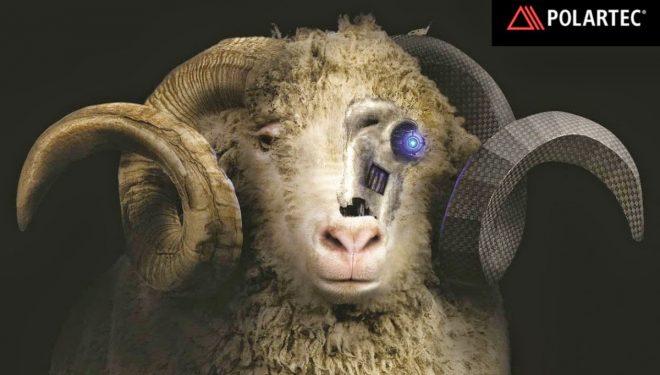 Imagen de la campaña Polartec Power Wool. ISPO 2015  ()