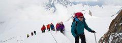 Arcteryx Alpine Academy en Chamonix
