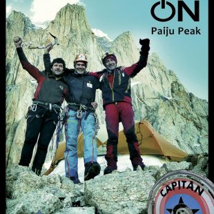 """Cartel de la película """"2t on Paiju Peak"""""""