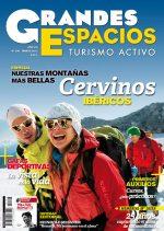 Portada de la revista Grandes Espacios nº 208. Marzo 2015. Cervinos ibéricos [WEB]  ()
