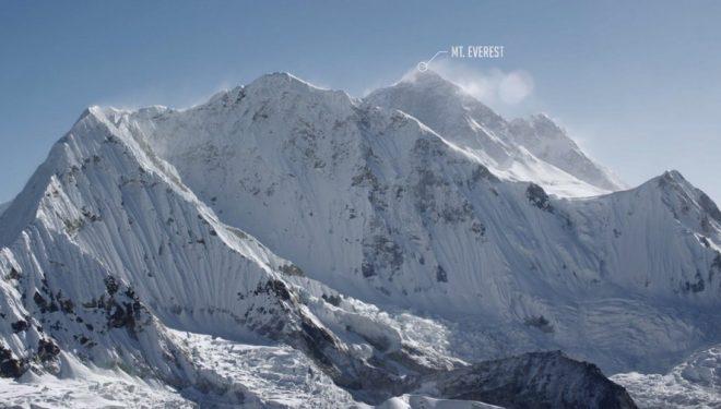 Mt. Everest  (Teton Gravity Research)