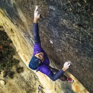 Chris Sharma en El bon combat