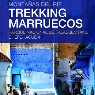 Portada de la guía de Trekking Marruecos Parque Nacional de Talassemtane - Chefchaouen [WEB]  ()