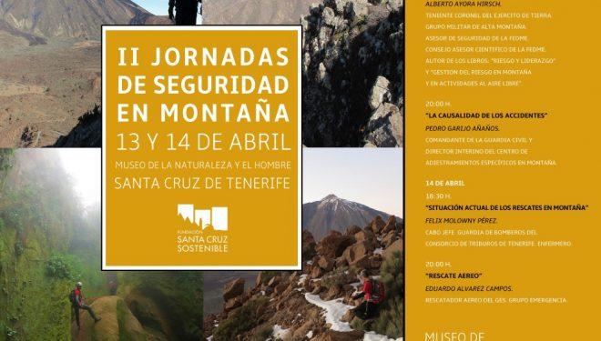 Programa II Jornadas de seguridad en montaña 2015  ()