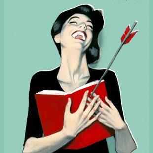 Cartel de la Feria del Libro de Madrid 2015  ()