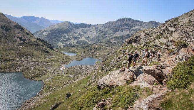 A todos los que sueñan con volver a Andorra. Senderismo. Turismo Andorra  (Turismo Andorra)