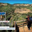 Apertura artículo Especial Sierra de Guara: 200km de sorpresas: Hoya de Huesca + Somontano. Revista Grandes Espacios nº 210. Abril 2015  ()