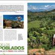 Apertura artículo Especial Sierra de Guara: Ruta de los despoblados. Revista Grandes Espacios nº 210. Abril 2015  ()