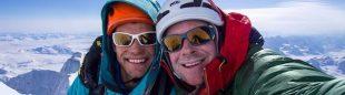 Will Sim y Jonathan Griffith