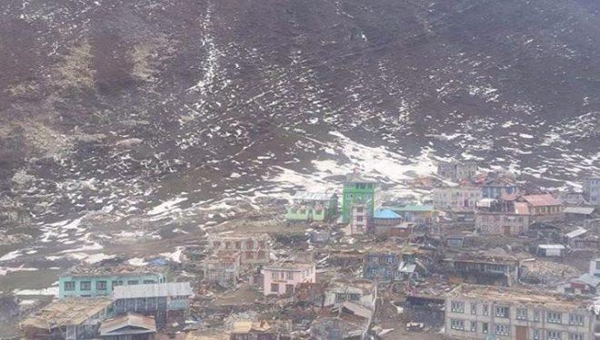 El pueblo de Langtang