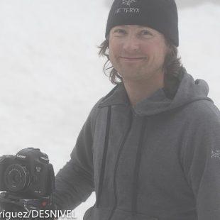 El esquiador y fotógrafo de montaña Jacob Slot  (© Darío Rodríguez/DESNIVEL)