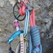 Prueba del asegurador Be Up de Climbing Technology para el Premio Desnivel de Material 2015  (Javi Bueno)