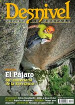 Revista Desnivel nº 348. Junio 2015. [WEB]  ()