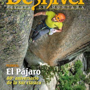 Revista Desnivel nº 348. Junio 2015. [WEB]  ()