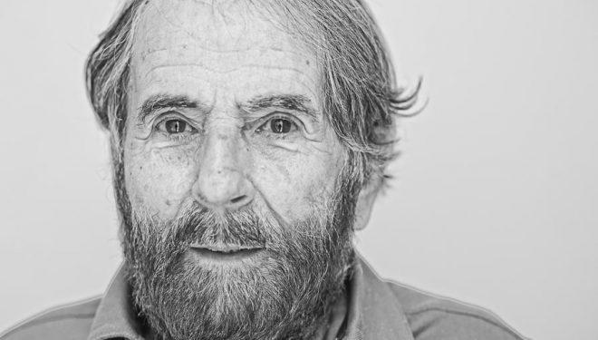 César Pérez de Tudela. 2015  (©Darío Rodríguez/DESNIVEL)