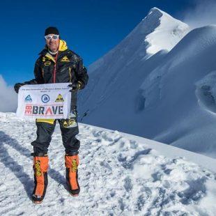 Nick Cienski (6 Summits Challenge)