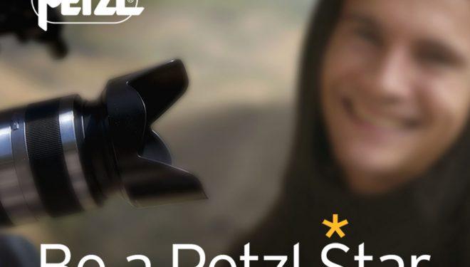 Campaña Be a Petzl Star! 2015  ()