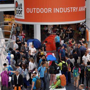 Exposición de los premios OutDoor en la feria OutDoor 2015