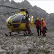 Un momento del rescate de los heridos.  (SEPA Asturias)