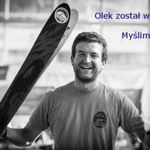 Olek Ostrowski  (Piotr Drozdz / Climb2ski.pl)