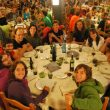 Buen ambiente en la cena del Regina Vertikal Fest 2014  (Regina Vertikal Fest)
