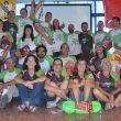 Participantes y organizadores del Regina Vertikal Festival 2015  ()