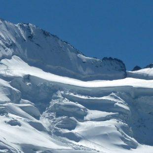 Zona de Les Écrins donde se produjo la avalancha que provocó siete muertos en septiembre de 2015  (Jordi Canyameres)
