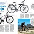 Artículo: Cada bicicleta con su pareja. Publicado en el Especial Cicloturismo en la revista Grandes Espacios nº 213. Septiempre 2015.  ()