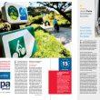 Artículo: Eurovelo. Publicado en el Especial Cicloturismo en la revista Grandes Espacios nº 213. Septiempre 2015.  ()