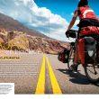 Artículo: Viajar en bicicleta. Publicado en el Especial Cicloturismo en la revista Grandes Espacios nº 213. Septiempre 2015.  ()