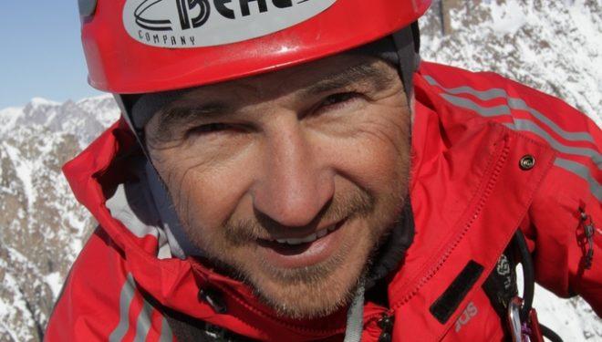 Alexander Ruchkin durante la apertura de San Petersburgo (1.210 m