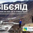 Cartel de la película Siberia que se proyectará en el Rally 12 Terradets 2015  ()