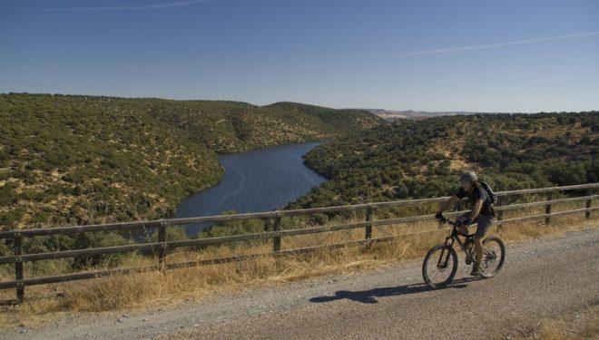 Vía Verde de la Jara. Toledo  (Oscar Mulet)