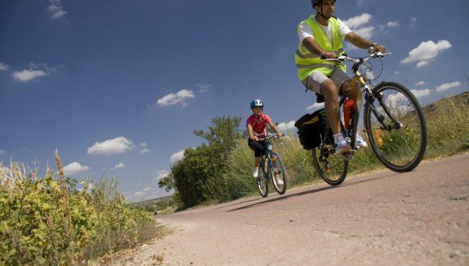 Vía Verde del Tajuña. Madrid  (Oscar Mulet)