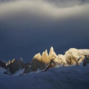 Cerro Torre en el invierno 2015.  (©Markus Pucher)