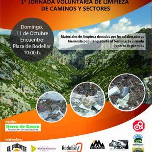 Cartel XVII Jornadas de Montaña en Pradoluengo  ()