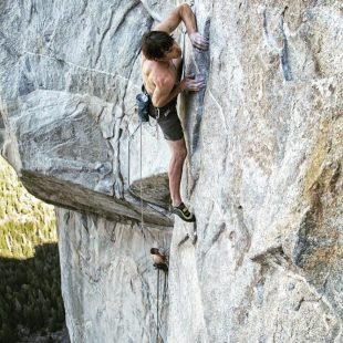 Alex Honnold en Wet lycra nightmare (8L