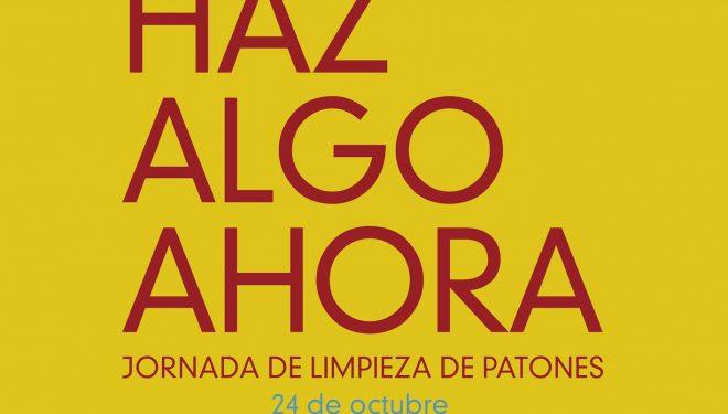 Campaña de limpieza de Patones. Escalada Sostenible  ()