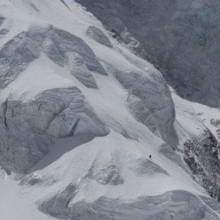 Nobukazu Kuriki en el Everest (otoño 2015)  (Col. N. Kuriki)